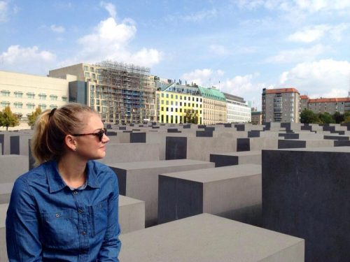 Holocaust monument berlijn_gay friendly citytrip