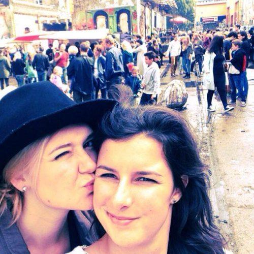 Baukje en Talitha in berlijn_gay friendly city trip
