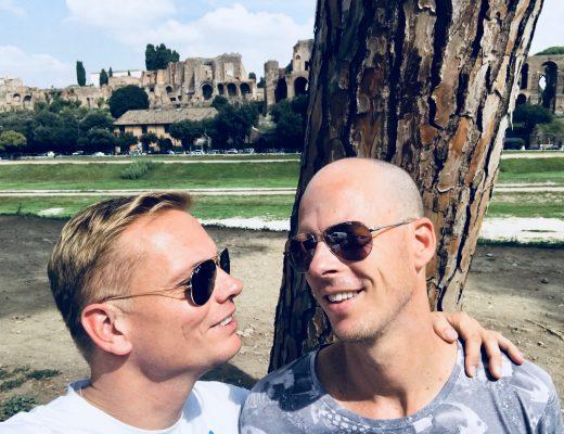 Oskar en Jan_voorstel blog_homo_roze ouderschap